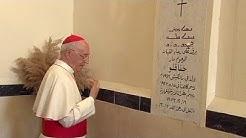 Päpstlicher Gesandter tief bewegt von Reise in Nordirak