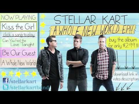 Клип Stellar Kart - Kiss the Girl