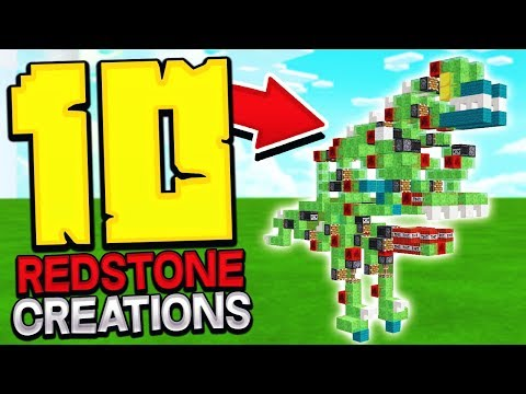 Minecraft 1 10: Redstone Tutorial - BEST Elevator! - YouTube