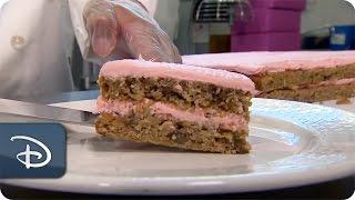 Bake Me A Cake | Tangaroa Terrace Sweet Potato Cake | Disneyland Resort