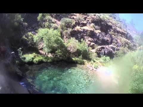 Rio de Frades (Arouca) - Xiaomi Yi Test