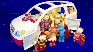 In The Night Garden Toys New Fisher Price Family Musical Car!