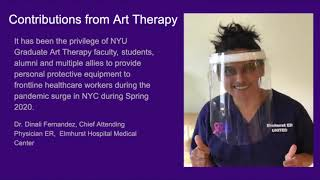 Creative Arts Therapists Respond During COVID-19