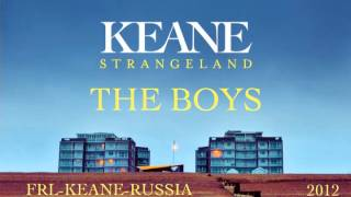 Watch Keane The Boys video