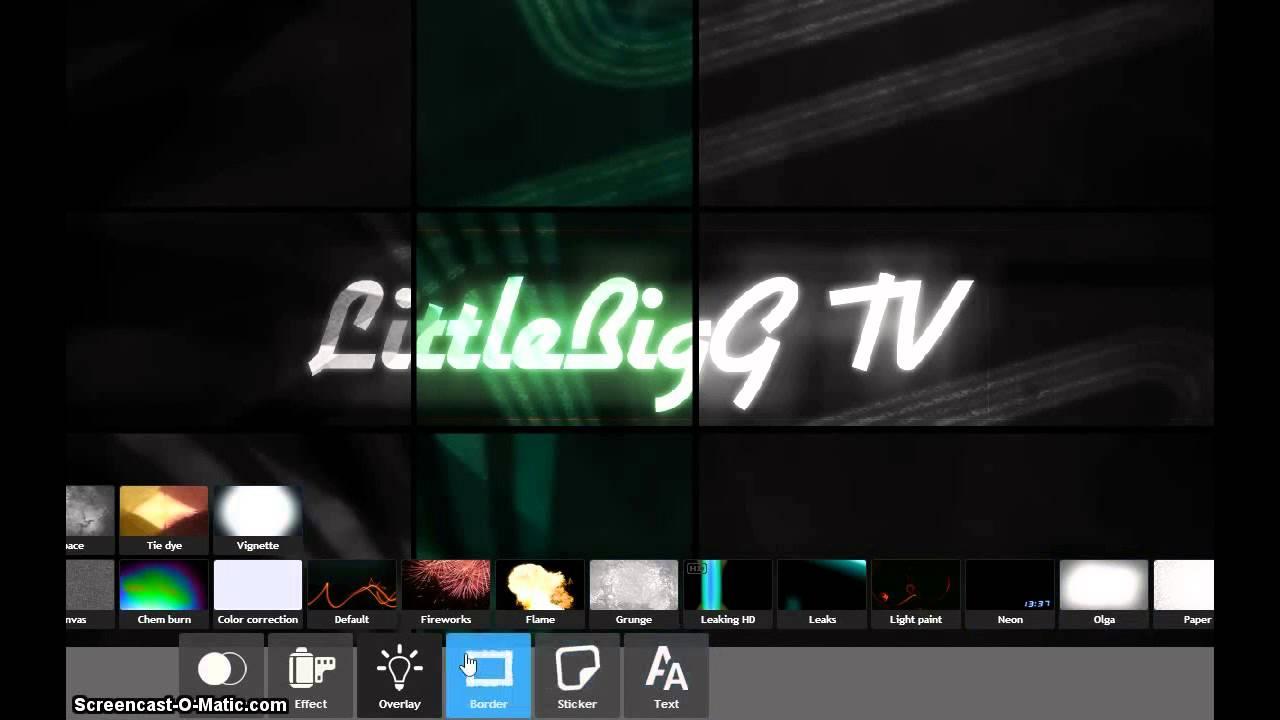 Channel Art 3 Littlebigg Tv Youtube