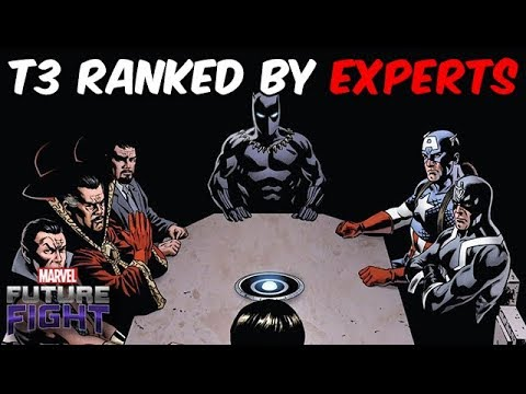 I Invited 3 MFF Experts To Rank All T3 Characters