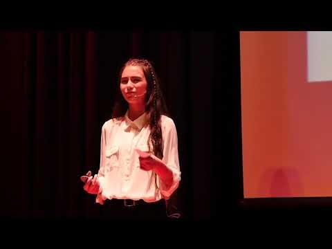 Self-Confidence: The Un-Impossible | Albiona Osmani | Salt Lake Center For Science Education