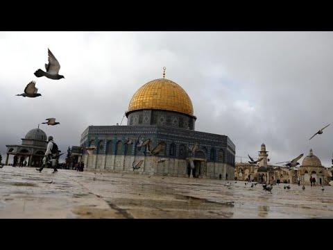 المسجد الأقصى يفتح أبوابه مجددا بعد شهرين من الإغلاق جراء فيروس كورونا  - 09:59-2020 / 5 / 31