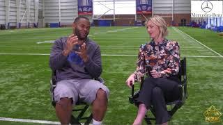 NY Giants RB Elijhaa Penny answers fan questions
