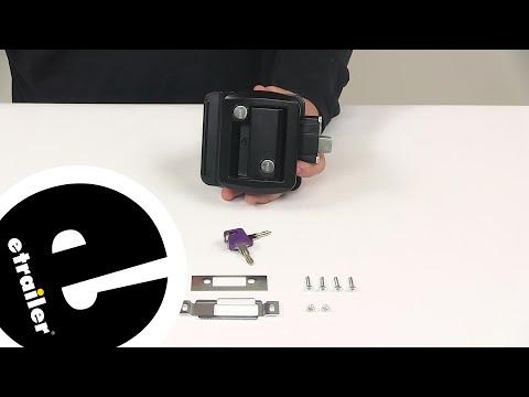 Etrailer | Global Link RV Locks - Entry Door Lock - 295-000019 Review