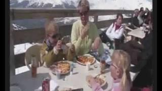 Caravaneige Les Lanchettes Peisey Nancroix Savoie France Alpes (suite)