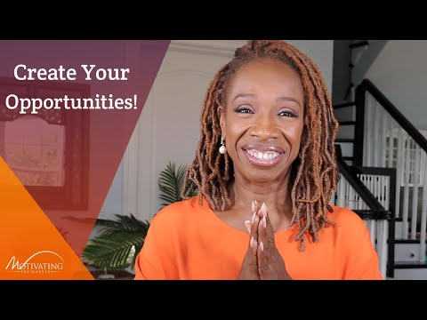 How To Create Your Own Opportunities - Lisa Nichols