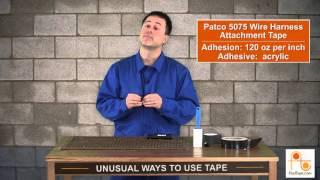 Unusual Ways to Use Adhesive Tape