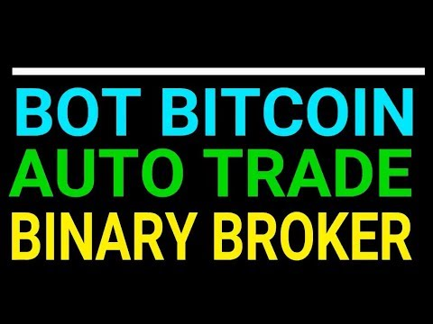 Broker that allows binary auto trade demo