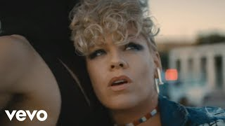 P nk What About Us Official Video
