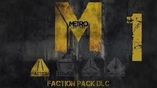 Metro Last Light DLC Faction Pack Faccion Imperio Peloton Pesado