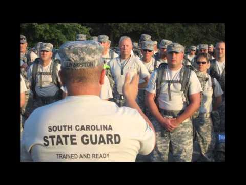 2015 State Guard Hurricane Hike