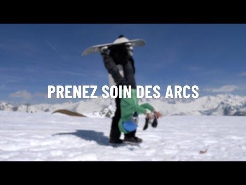 Campagne 0 déchets @ Les Arcs