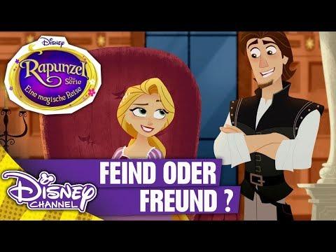 RAPUNZEL - DIE SERIE - Clip: Freund oder Feind? | Disney Channel