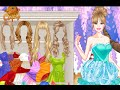 Barbie Dress Up Games   Disney Princess Barbie Dress Up Games for Girls