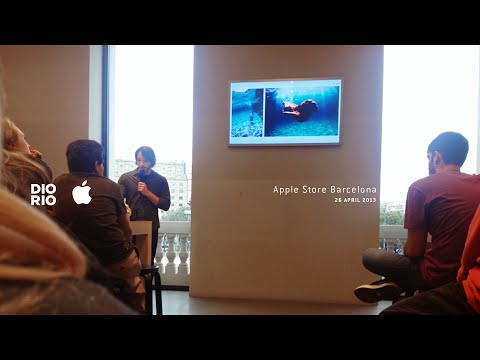 Kyle Diorio / Apple Store Barcelona