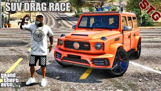 G63 MANSORY RACE| WORK!!!| (GTA 5 MODS ROLEPLAY)