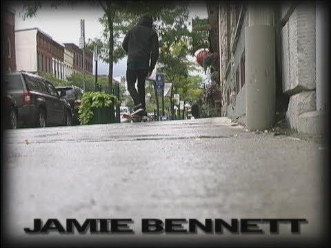 BRING ABOUT CHANGE - JAMIE BENNETT