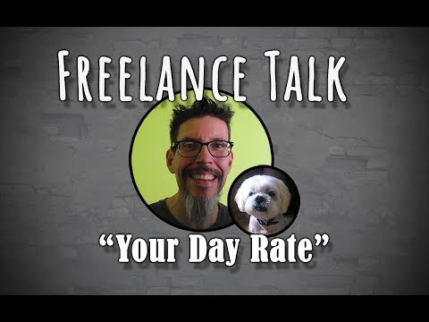 Freelance Talk #5 : Your Day Rate