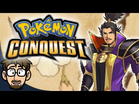 Pokemon Conquest: The Best Spin-Off? - Trailer Drake