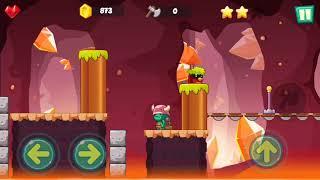Jungle Adventures: Super World | Lava Plains | Gameplay Video Walkthrough part 26