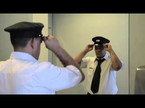 """Les Visages de l'ONCF """"Agent Commercial Train"""""""