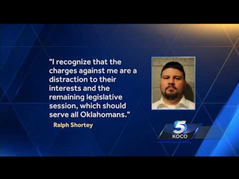 """""""Sen. Ralph Shortey resigns days after being charged with child prostitution"""""""