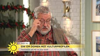 """Leif GW Persson efter hovrättsdomen mot kulturprofilen: """"Han kommer säkert int… - Nyhetsmorgon (TV4)"""