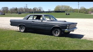 Gambar cover Revived 1965 Galaxie 1400 Miles in 22 Hours - Iowa to Virginia Coast (GrassRoots Roadkill)