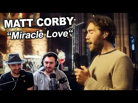 """Singers Reaction/Review To """"Matt Corby - Miracle Love (LIVE)"""""""