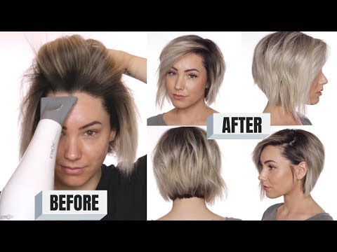 GO-TO Hairstyle || Wet to Dry thumbnail