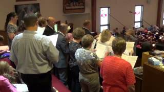 May 31, 2015 - I Sing as I Arise Today - St. Paul's Adult Choir