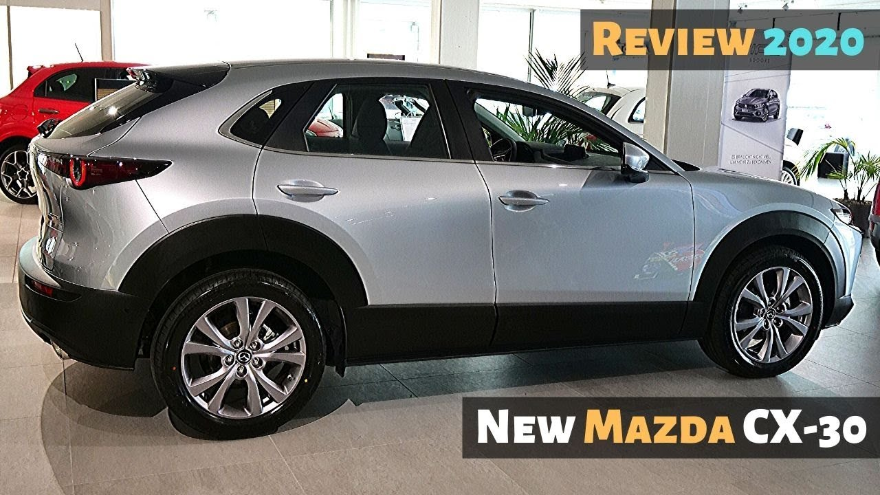 New Mazda CX-30 2020 Review Interior Exterior