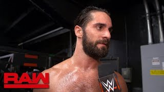 Seth Rollins is irate after Raw's main event: WWE.com Exclusive, June 25, 2018