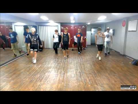 MR.MR - Waiting For You (dance Practice) MirrorDV