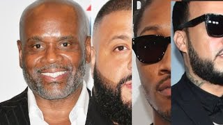Details of L.A. Reid Being Let Go From Epic Records now being Released
