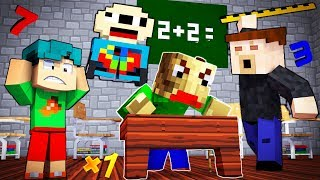 Minecraft - BALDI'S BASICS - BALDI GETS SPANKED?!