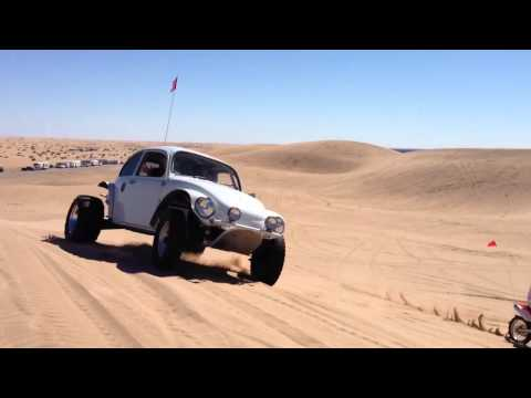 The Baja Bug @ Glamis
