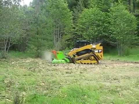 Georgia Brush Mowing Mulches Trees Fast Doovi