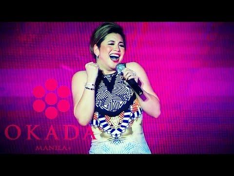 REGINE VELASQUEZ Live at OKADA Manila! HD720p FULL!