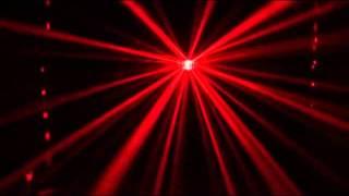 Night Sun SPG028B LED 6-Line efekt świetlny LED lepszy niż Aggressor