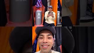 200910 레디 x 반스 코리아 인스타그램 라이브 방…