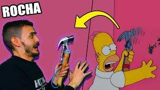 Fabrico el Martillo Eléctrico de Homer Simpson ¿Funciona?