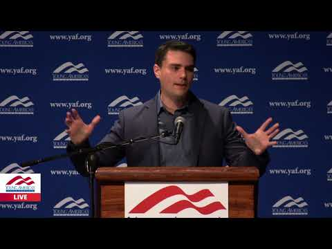 Ben Shapiro at UCLA Speech: FULL