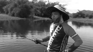 อารมย์ตอนปลากัดเหยื่อขาด   ผจนภัย ตกปลา ชะโด ปราณบุรี